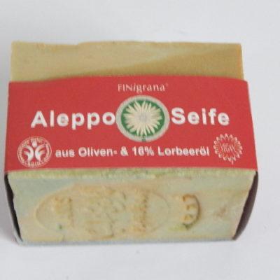 Besondere Seifen z.B. Aleppo